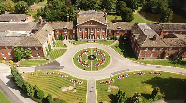 Right Angle Corporate Events Venues - Cheshire - Mottram Hall
