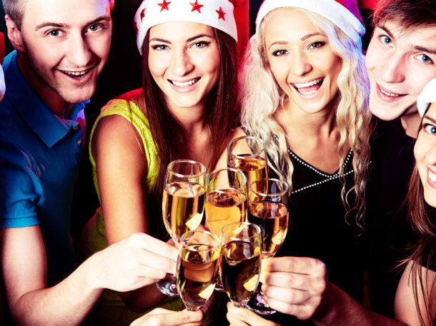 Right Angle Corporate Events - Murder Mystery at Christmas