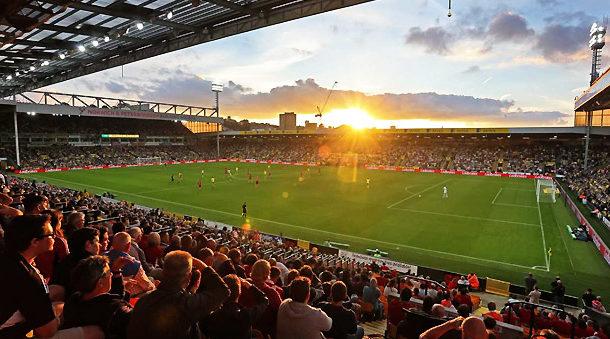 Right Angle Corporate Events Venues - Norwich - Norwich City Football Club