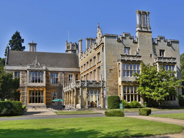 Right Angle Corporate Events Venues - Orton Hall Hotel