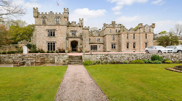 Right Angle Corporate Events Venues - Otterburn Castle Country House Hotel
