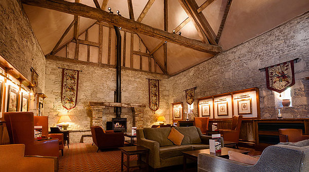 Right Angle Corporate Events venues - Oxfordshire - Oxford Thames Hotel