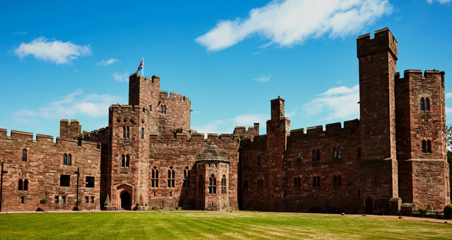 Right Angle Corporate Events Venues - Peckforton Castle - Cheshire