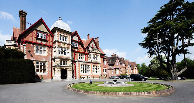 Right Angle Corporate Events venues - Hertfordshire - Pendley Manor, Hertfordshire
