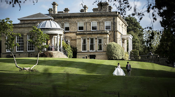 Right Angle Corporate Events Venues - Ponsbourne Park - Hertfordshire