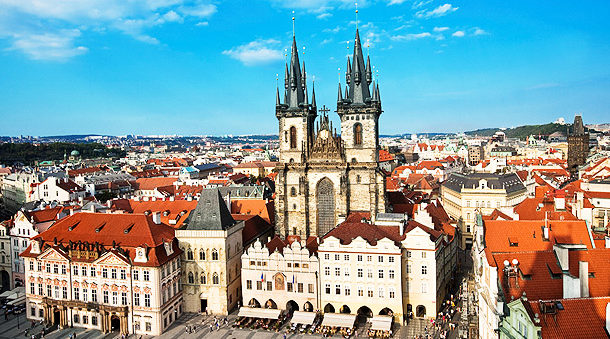 Team building events in Prague - Venues in Prague - Right Angle Corporate Events Venues
