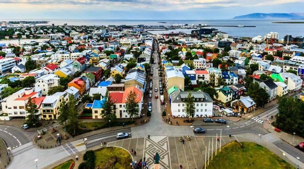 Right Angle Corporate Events Venues - Reykjavik - Team Building Events and venues