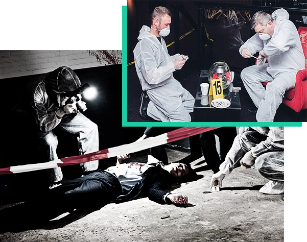 The Killing - Featured Experience - Right Angle Corporate events - Team Building