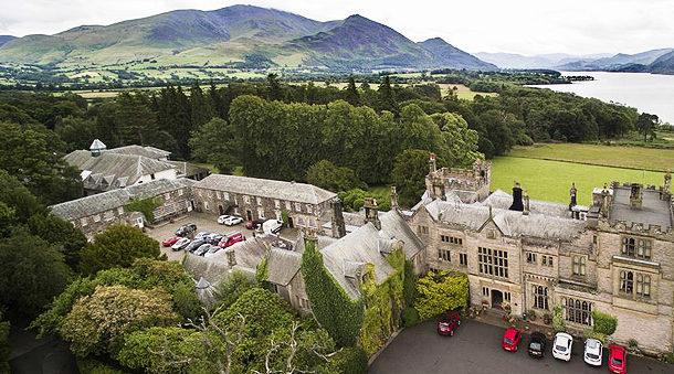 Armathwaite Hall Hotel & Spa - Cumbria - Right Angle corporate events venues