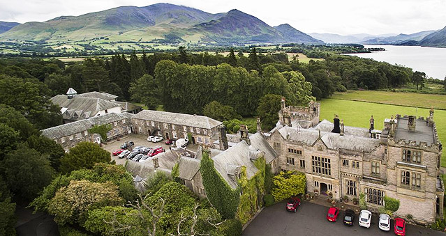 Armathwaite Hall Hotel & Spa - Cumbria - Right Angle corporate events venues