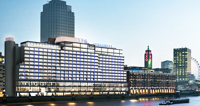 Sea Containers - Right Angle Corporate Events Venues - Central London