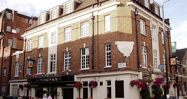 The Barley Mow - Central London - Right Angle Corporate Events Venues