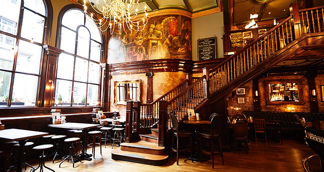 The Counting House - City Of London - Right Angle Corporate Events Venues