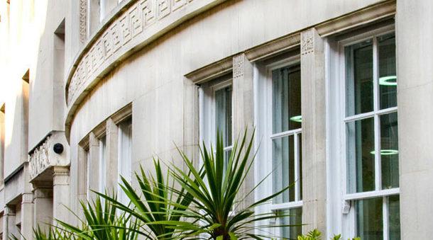 The Hallam - Central London - Right Angle Corporate Events venues