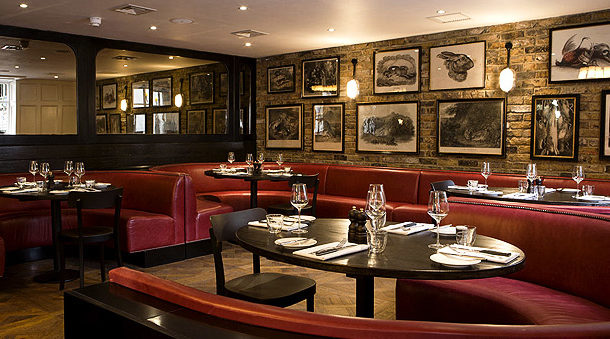 Right Angle Corporate Events Venues - The Jugged Hare - City of London