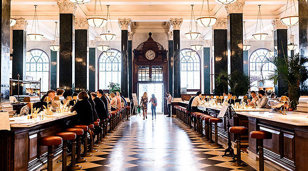 The Ned - City Of London - Right Angle Corporate Events Venues
