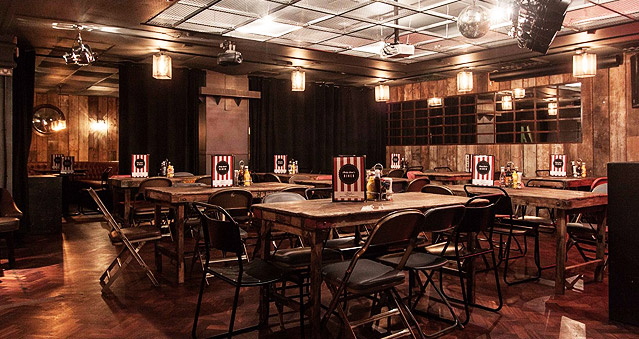 The Phoenix - Central London - Right Angle Corporate Events Venues