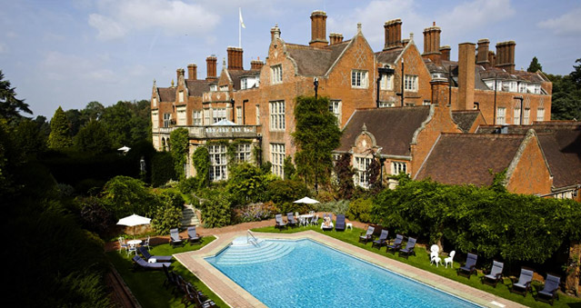 Tylney Hall Hotel - Hampshire - Right Angle Corporate Events Venues