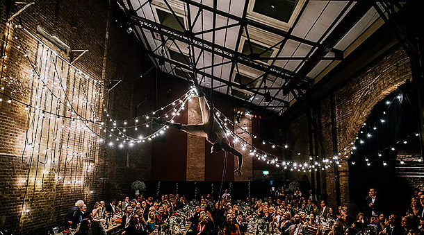 Village Underground - Central London - Right Angle Corporate Events