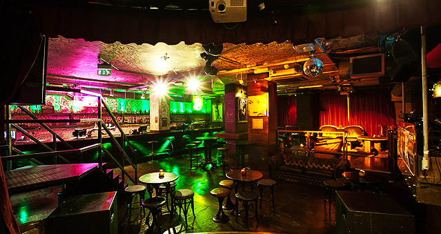 Zigfrid von Underbelly - Central London - Right Angle Corporate Events Venues