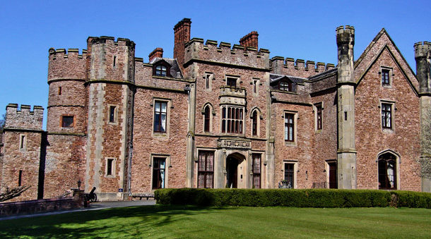 Right Angle Corporate Events Venues - Rowton Castle Hotel - Shropshire