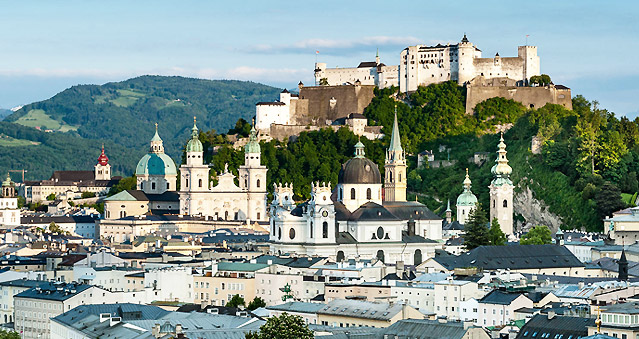 Right angle Corporate Events Venues - Salzburg venues - Salzburg