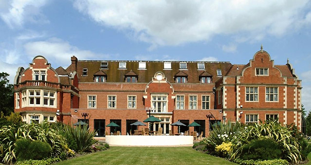 Right Angle Corporate Events Venues - Savill Court Hotel