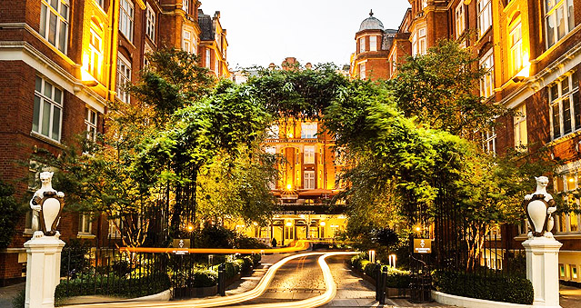 Right Angle Corporate Events Venues - St Ermin's Hotel - Central London