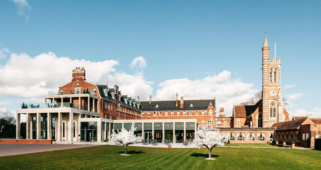 Right Angle Corporate Events Venues - Worcester - Stanbrook Abbey