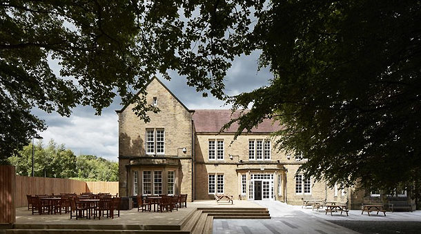 Right Angle Corporate Events Venues - Storthes Hall Park
