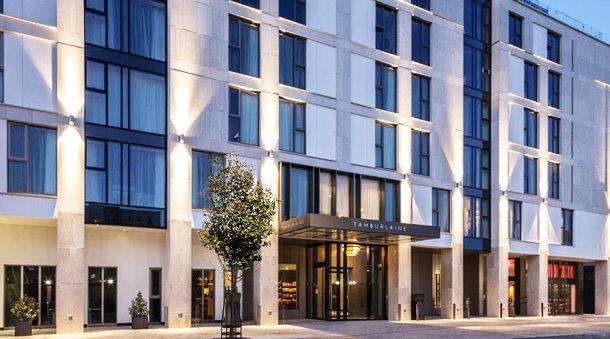 Right Angle Corporate Events venues - Tamburlaine Hotel - Cambridge