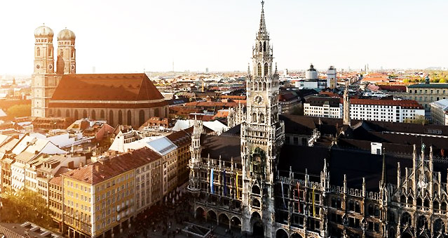 Munich - Team Building Events in Munich -