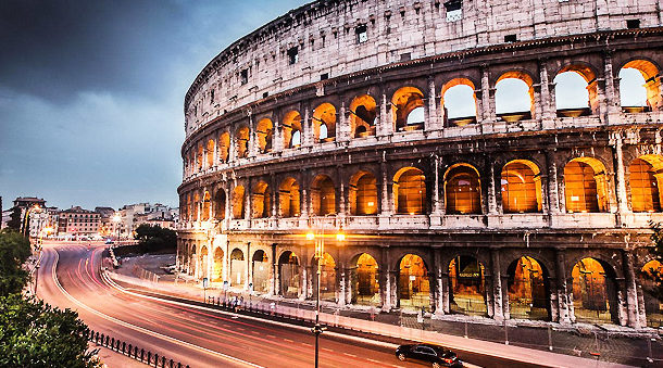 Rome - Venues - Team Building Events - Right Angle Corporate Events Venues