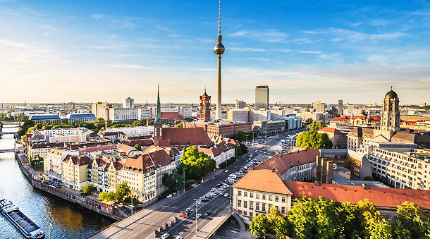 Right Angle Corporate Events Venues - Team Building Events in Berlin