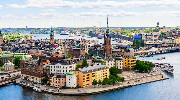 Stockholm - Team Building Events and Venues - Right Angle Corporate Events Venues