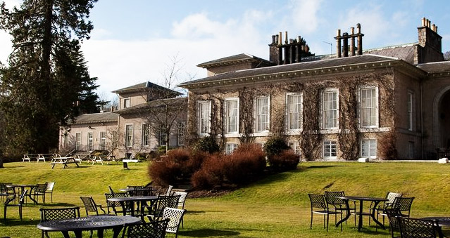 Right Angle Corporate Events Venues - Thainstone House Hotel & Spa