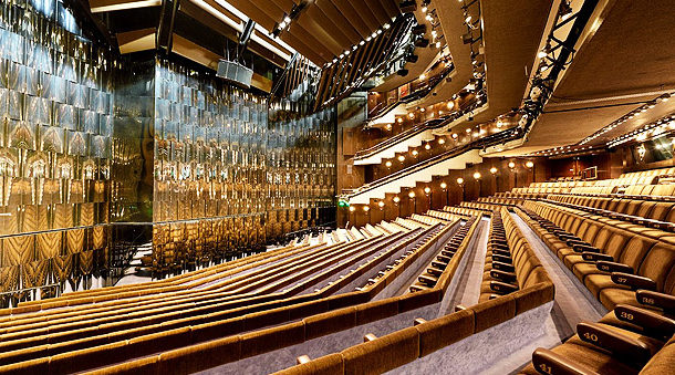 Right Angle Corporate Events Venues - The Barbican Centre - City of London