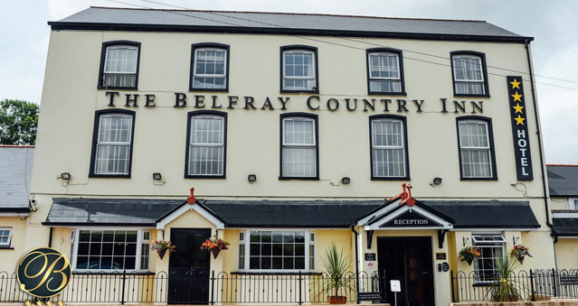 Right Angle Corporate Events Venues - The Belfray Country Inn