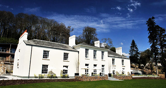 Right Angle Corporate Events Venues - Plymouth - The Cornwall Hotel Spa And Estate