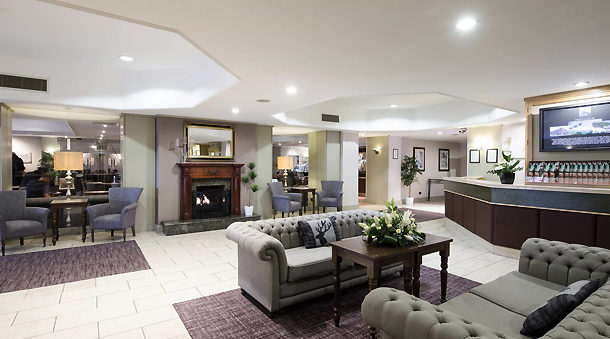 Right Angle Corporate Events Venues - The Derbyshire Hotel