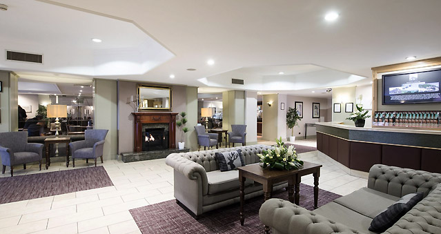 Right Angle Corporate Events Venues - The Derbyshire Hotel