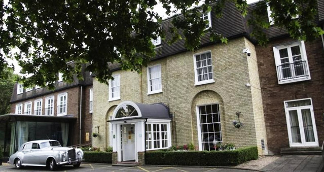 Right Angle Corporate Events Venues - The Gonville Hotel - Cambridge