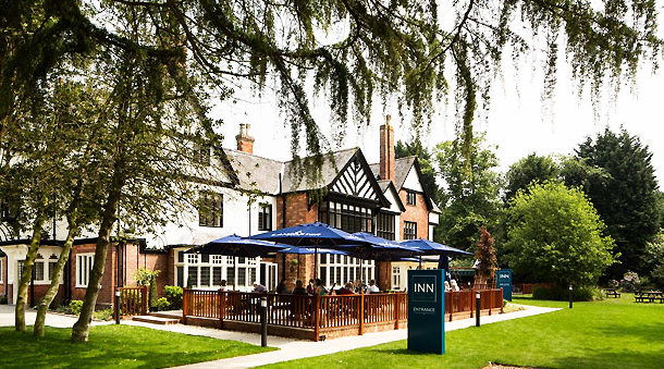 Right Angle Corporate Events Venues - The Inn At Woodhall Spa - Lincolnshire