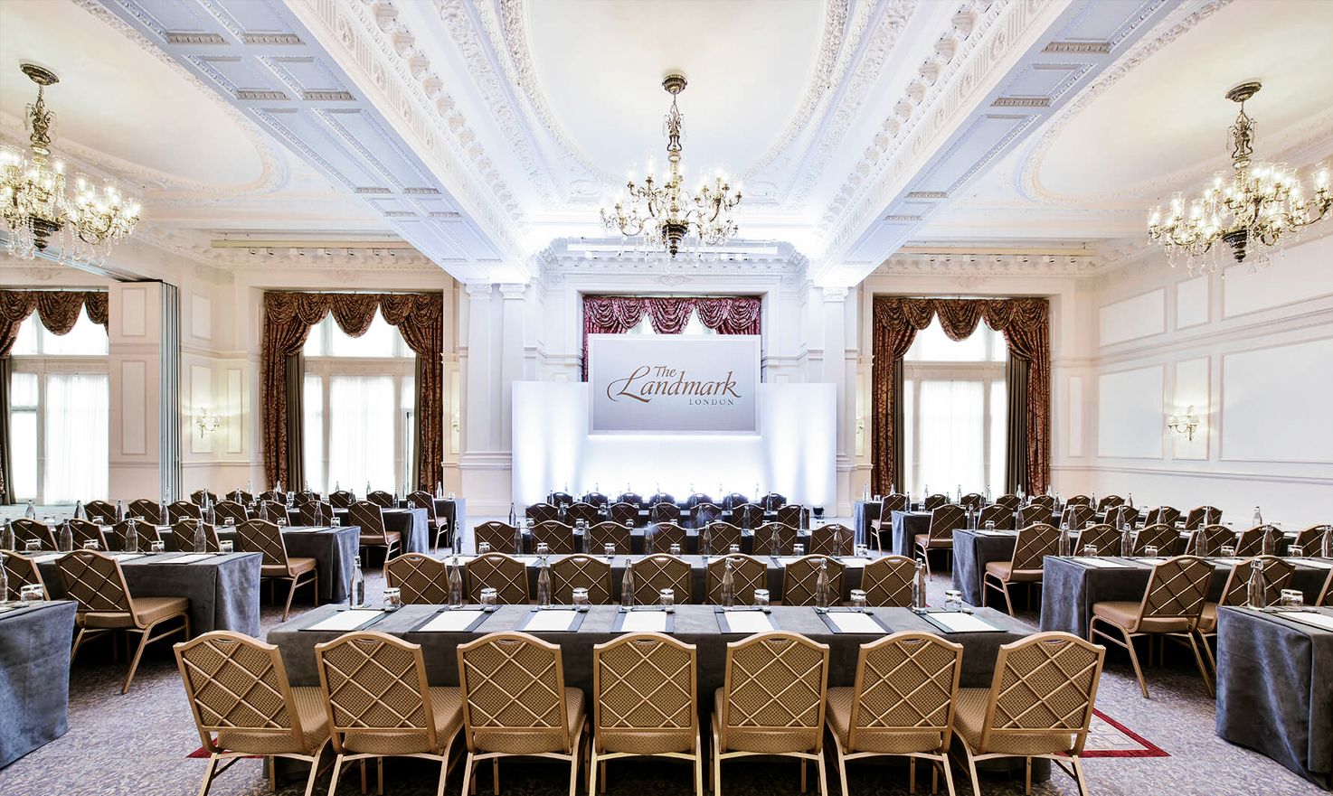 Right Angle Corporate Events Venues - Landmark London