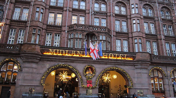 Right Angle Corporate Events Venues - The Midland Hotel - Manchester