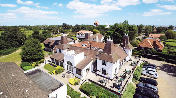 Right Angle Corporate Events Venues - Thorpeness Golf & Country Club, Thorpeness