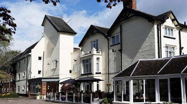 Right Angle Corporate Events Venues - Tillington Hall Hotel