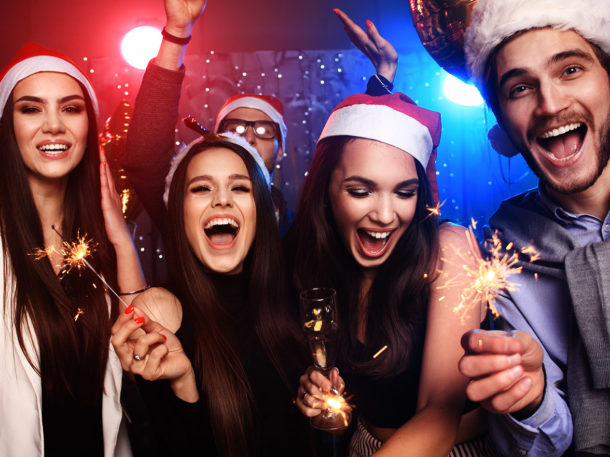 Right Angle Corporate Events - Top 5 Christmas Team Building Activities