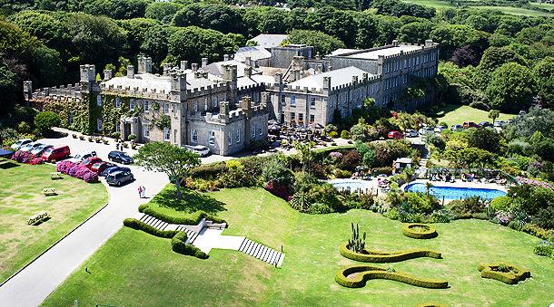 Right Angle Corporate Events Venues - Tregenna Castle Estate
