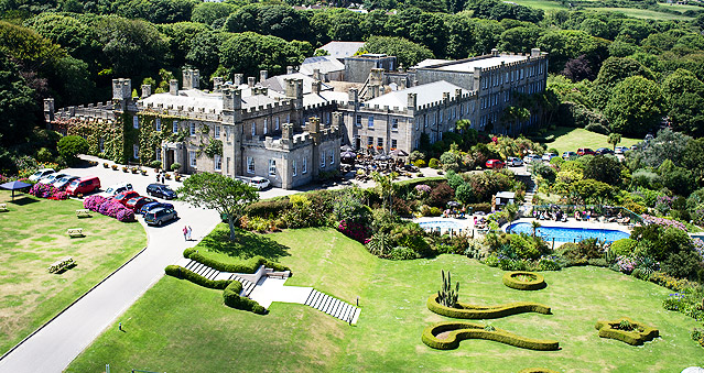 Right Angle Corporate Events Venues - Tregenna Castle Estate